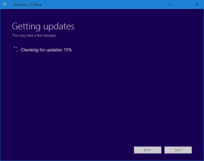 طريقة تحميل أخر تحديث ل OS build في Windows 10 3