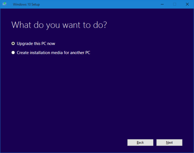 طريقة تحميل أخر تحديث ل OS build في Windows 10 2