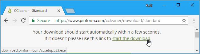 كيفية التأكد من سلامة الملفات وفحصها قبل تحميلها من الإنترنت 2