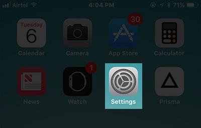 كيفية تعديل مركز التحكم Control Center في نظام iOS 11 الجديد بالأيفون 2