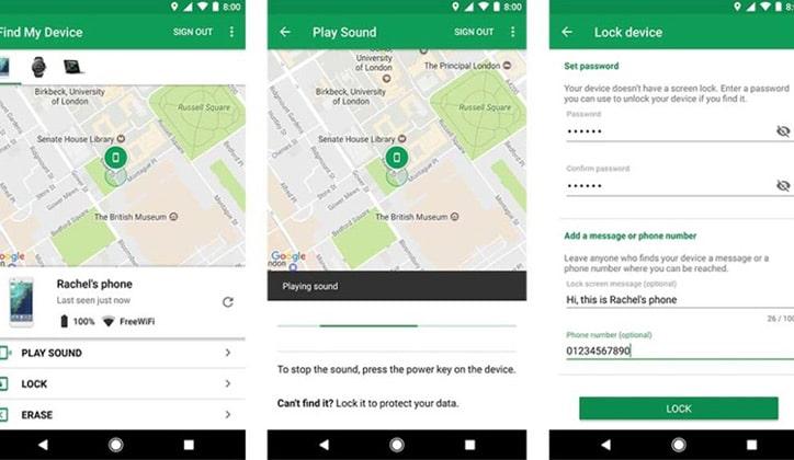 كيفية البحث والعثور على هاتفك المفقود أو المسروق – ويندوز وأندرويد وأيفون 2