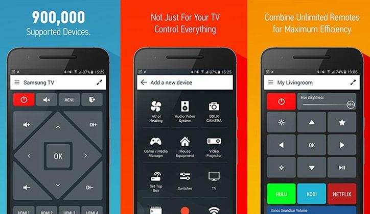 أفضل 12 تطبيق ريموت كنترول على أجهزة الأندرويد للتحكم في التلفاز TV 2