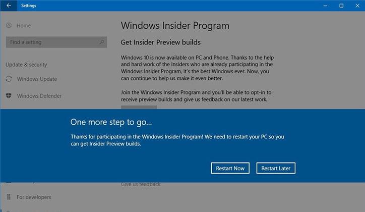 سارع بالحصول على تحديث الويندوز الجديد Windows 10 Fall Creators Update 13