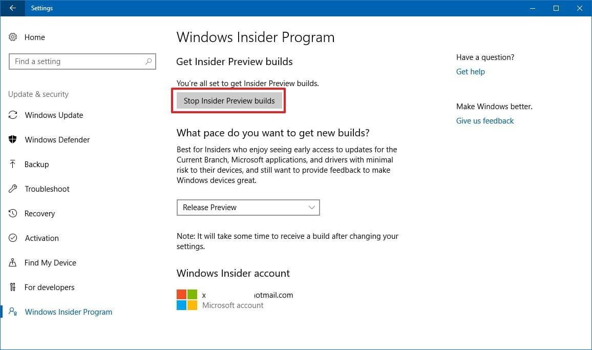 سارع بالحصول على تحديث الويندوز الجديد Windows 10 Fall Creators Update 14