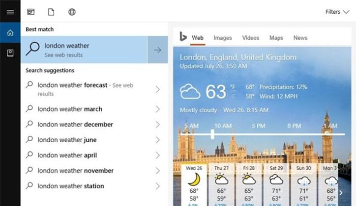 تعرف على أبرز مميزات تحديث الويندوز الجديد Windows 10 Fall Creators Update 16