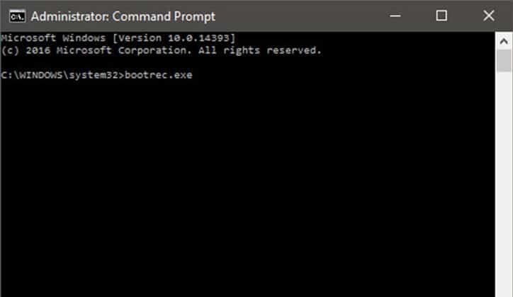 كيفية حل مشكلة ظهور رسالة Error 0xc00000f عند تثبيت ويندوز 10 3
