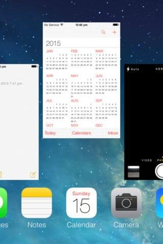 حل مشكلة توقف كاميرا الأيفون iPhone عن العمل 3