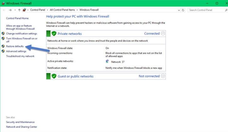 كيفية حل مشكلة متجر الويندوز Windows 10 Store Error Code 0x80072EE7 3
