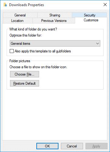 حل مشكلة البطئ عند فتح الفولدرات Folders في ويندوز Windows 10 3