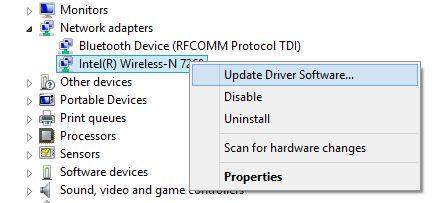كيفية حل مشكلة Can't Connect To This Network في ويندوز Windows 10 11