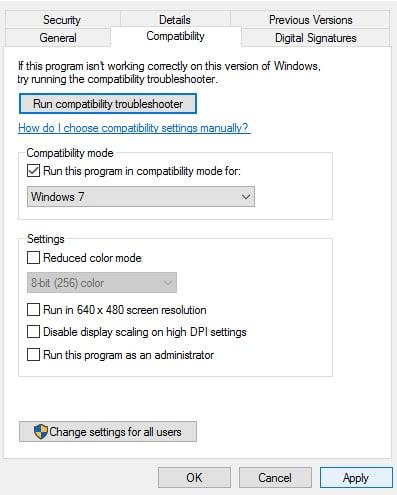 كيفية حل مشكلة ظهور رسالة Error 0xc000007b في ويندوز 7 و8 و10 4