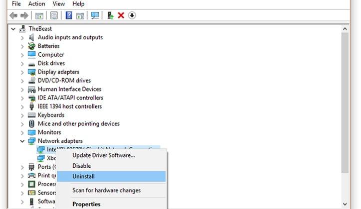 كيفية حل مشكلة The Default Gateway Is Not Available في ويندوز 10 4