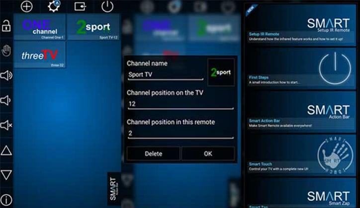 أفضل 12 تطبيق ريموت كنترول على أجهزة الأندرويد للتحكم في التلفاز TV 5