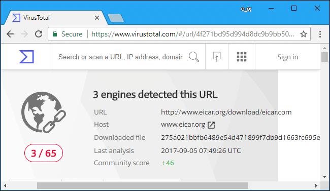 كيفية التأكد من سلامة الملفات وفحصها قبل تحميلها من الإنترنت 6
