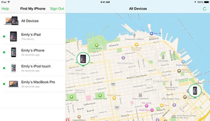 كيفية البحث والعثور على هاتفك المفقود أو المسروق – ويندوز وأندرويد وأيفون 5