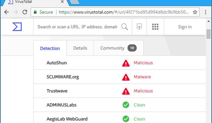 كيفية التأكد من سلامة الملفات وفحصها قبل تحميلها من الإنترنت 7