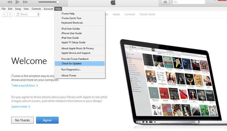 طريقة تحميل واستخدام برنامج iTunes على ويندوز 10 7