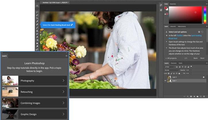 تعرف على مميزات برنامج الفوتوشوب الجديد Photoshop CC 2018 وطريقة تحميله مع السعر 5