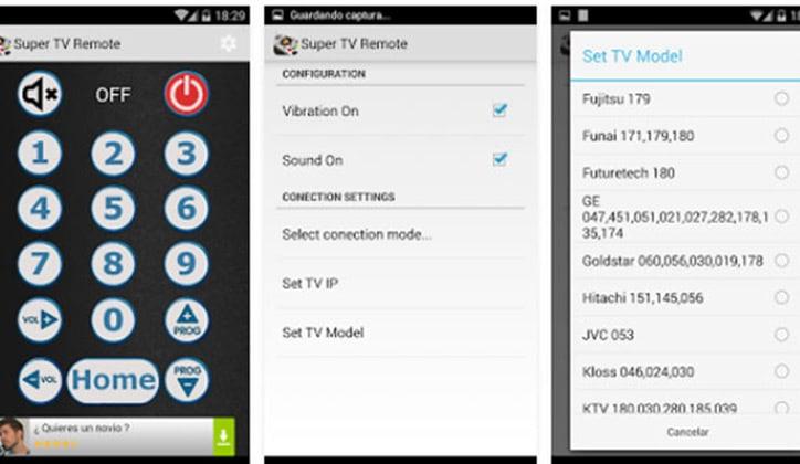 أفضل 12 تطبيق ريموت كنترول على أجهزة الأندرويد للتحكم في التلفاز TV 10