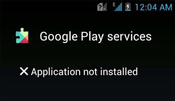 كيفية حل مشكلة التطبيق غير مُثبت Application Not Installed في الأندرويد 1