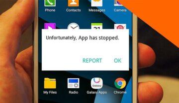 كيفية حل مشكلة توقف عمل التطبيق في أجهزة الأندرويد Unfortunately App Has Stopped