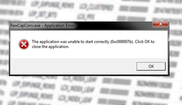 كيفية حل مشكلة ظهور رسالة Error 0xc000007b في ويندوز 7 و8 و10 1