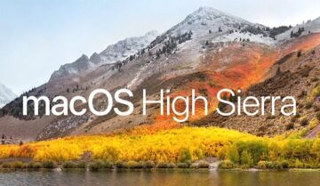 طريقة تحميل الإصدار الجديد من نظام تشغيل الماك macOS 10.13 High Sierra