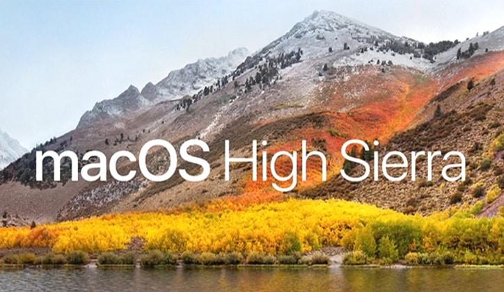 طريقة تحميل الإصدار الجديد من نظام تشغيل الماك macOS 10.13 High Sierra 1