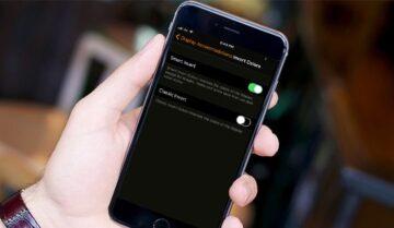 كيفية تشغيل الوضع الليلي Night Mode في الـiOS 11 للأيفون والأيباد