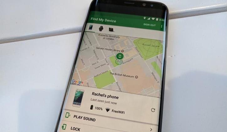كيفية البحث والعثور على هاتفك المفقود أو المسروق – ويندوز وأندرويد وأيفون 1