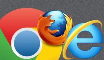 كيفية مسح المواقع التي زرتها من شريط العنوان بمتصفح كروم وفايرفوكس وإنترنت إكسبلورر