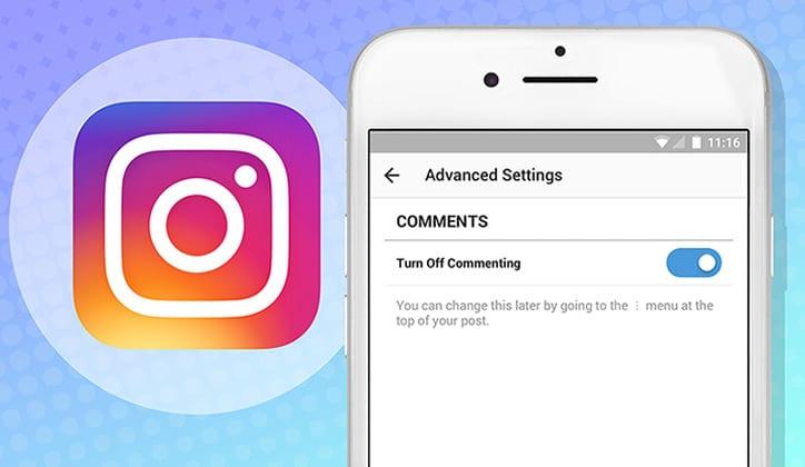 كيفية منع التعليقات السيئة في الإنستجرام Instagram 1