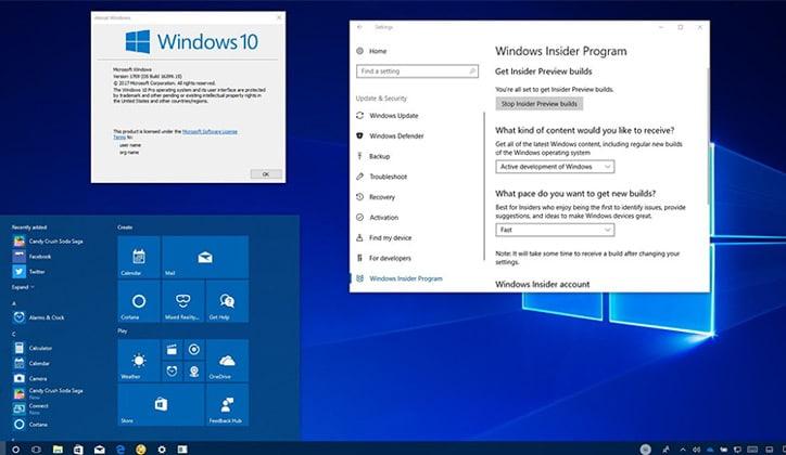 سارع بالحصول على تحديث الويندوز الجديد Windows 10 Fall Creators Update 1