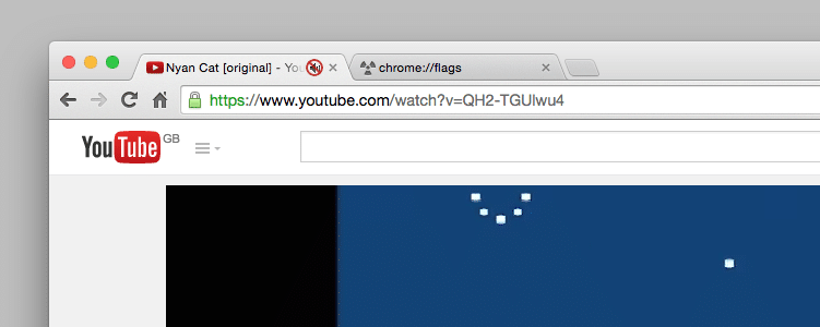 طريقة كتم صوت تبويبات متصفح جوجل كروم Google Chrome 2