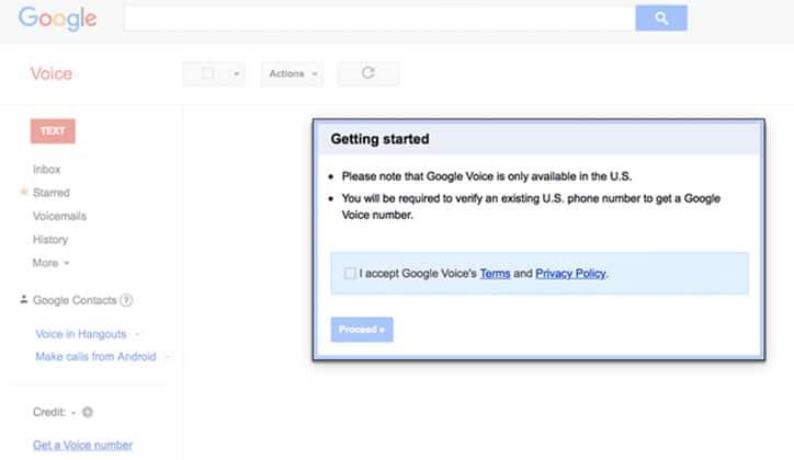 تعرف على خاصية إرسال رسائل مجانية من خلال Google Voice 2