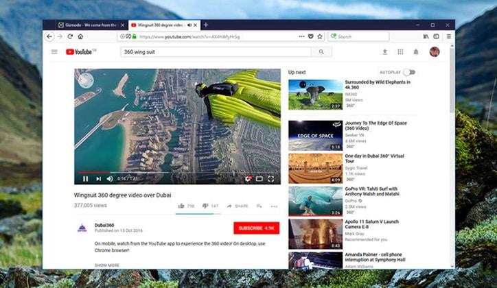 تعرف على أهم المميزات الجديدة في التحديث الجديد لمتصفح فايرفوكس Quantum Firefox 5