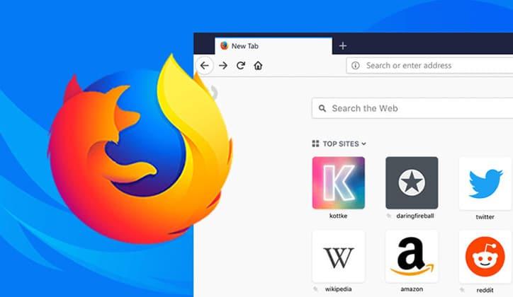 تعرف على أهم المميزات الجديدة في التحديث الجديد لمتصفح فايرفوكس Quantum Firefox 1