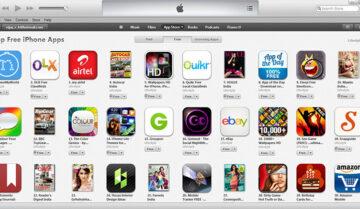 طريقة إضافة متجر التطبيقات App Store في التحديث الأخير من الـ iTunes 1