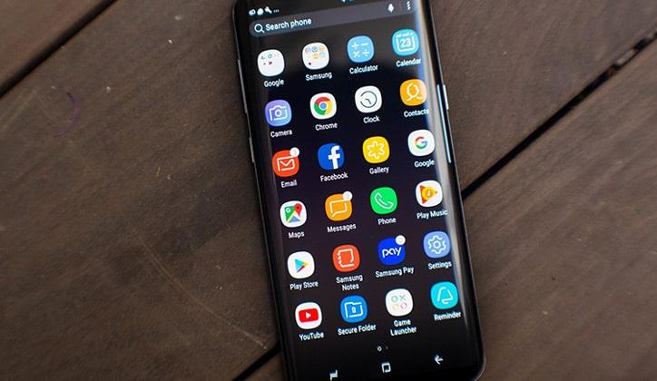 كيفية حل مشكلة System.android.sil3g Error في هاتف سامسونج جالاكسي S8 1