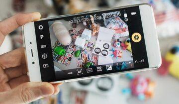 أفضل 5 تطبيقات مجانية للكاميرا لأجهزة الأندرويد 4