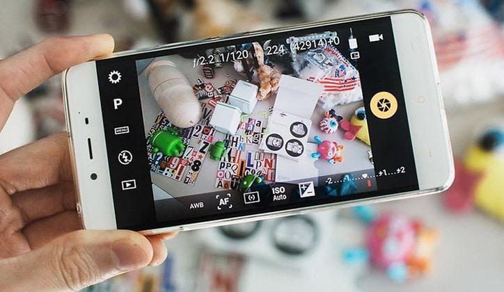 أفضل 5 تطبيقات مجانية للكاميرا لأجهزة الأندرويد 1