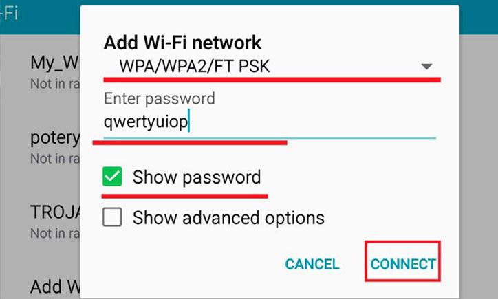 الإتصال كيفية-الإتصال-بشبكة-