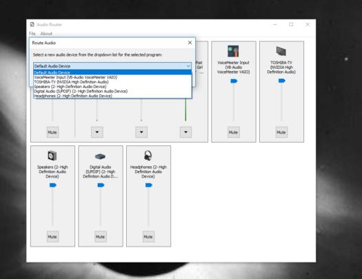 كيفية إخراج الصوت لجهازين مختلفين على ويندوز 10 3