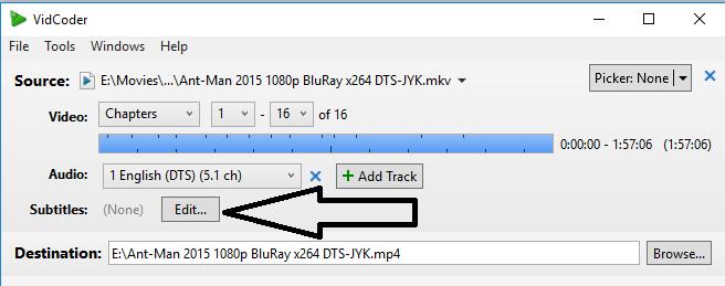 كيفية تشغيل ملفات ترجمة الأفلام على أجهزة التلفاز 4