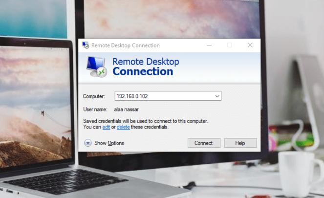 3 طرق للتحكم في جهاز الكمبيوتر عن بعد باستخدام جهاز اخر او هاتف 2