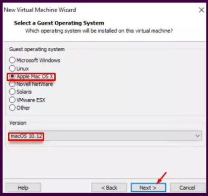 كيفية تثبيت نظام Mac OS على نظام Windows 5
