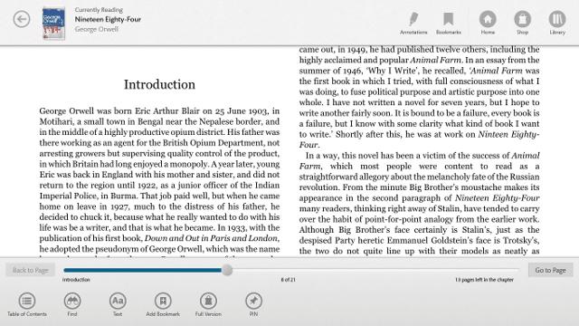 أفضل برامج PDF لقراءة الكتب على ويندوز 10 3