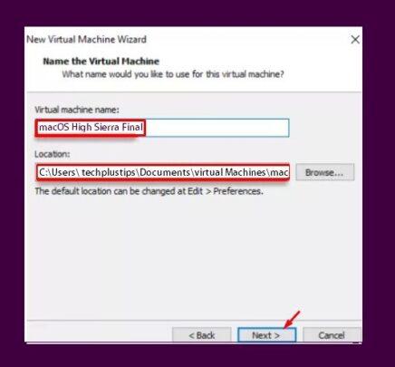 كيفية تثبيت نظام Mac OS على نظام Windows 6