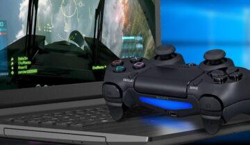 كيفية تشغيل يد PS4 على كمبيوتر ويندوز 10 7