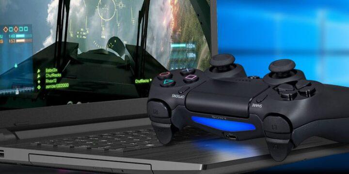 كيفية تشغيل يد PS4 على كمبيوتر ويندوز 10 1